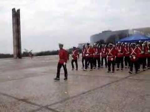 Banda Marcial dos Fuzileiros Navais - RJ Brasil entrada