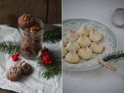 CONDOR COCOS COOKIES Rezepte Limetten Makronen und Walnuss Zimtknöpfe Weihnachtskekse