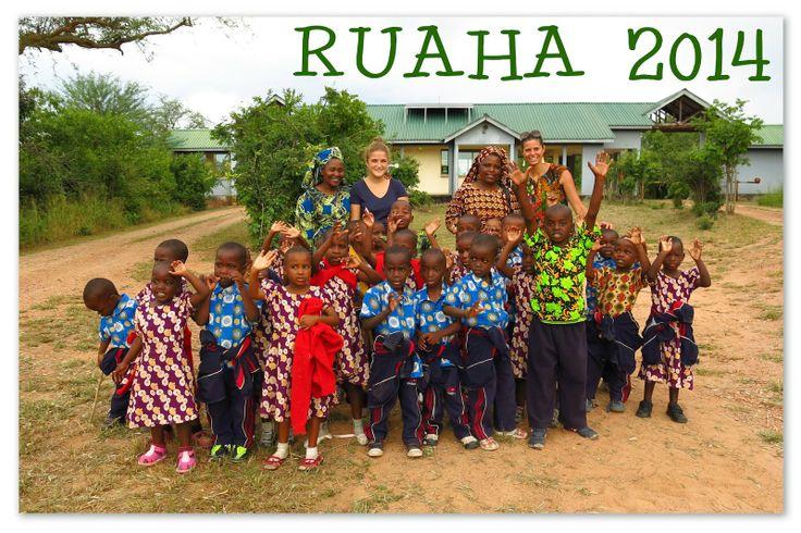 Una Twiga in Tanzania: Gita al National Park: RUAHA