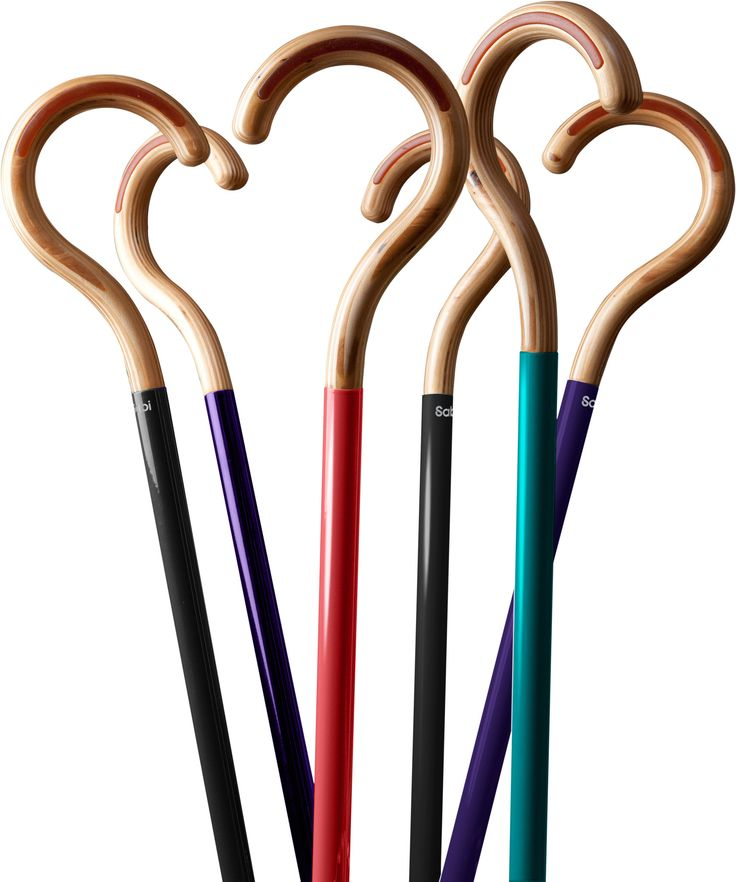 Sabi Scandinavian inspired walking cane...what's not to love!