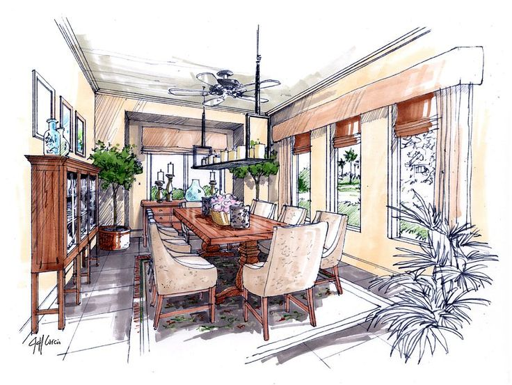 559 best images about rendering on pinterest watercolors for Marketing for architects and designers
