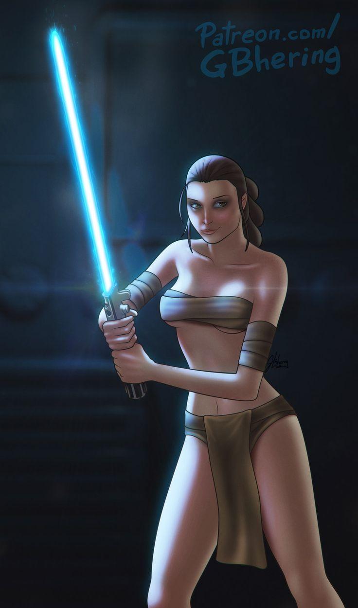 star wars sexy nude