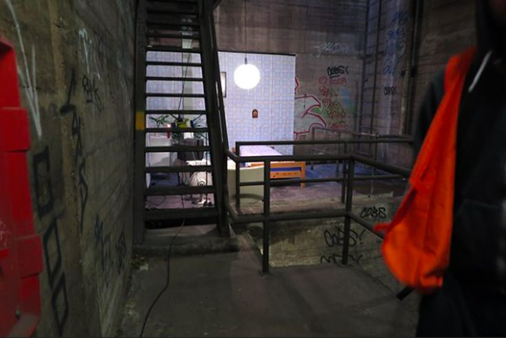 UNDERGROUND HOME: Our desire to create a space to call 'home' is strong. http://www.businessinsider.com/a-secret-apartment-was-discovered-in-the-berlin-subway-2016-2?IR=T