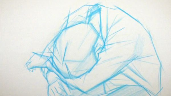 Keep Drawing... Thankful for a profession and agency that values and prioritizes sketching