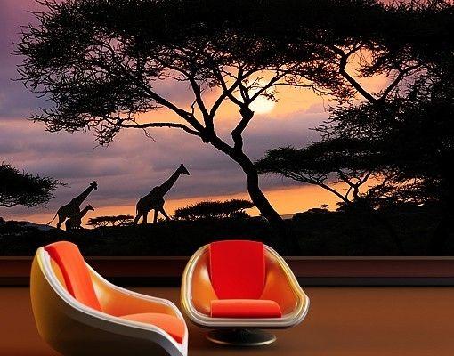 Mantiburi Fotobehang African Safari 101
