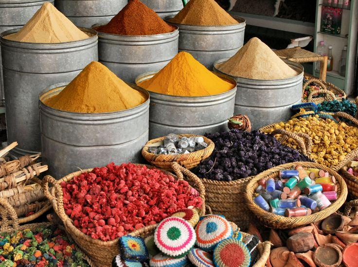 Spices souk, City & Sahara experience