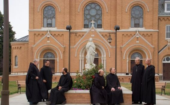 catholic monastic life When times are good, and there are few options for advancement, few consider  such odd choices as monastic life this has been pretty much true since the.