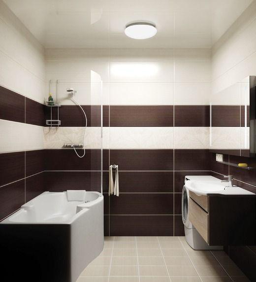 Санузел - квартира, квартал «Невский». Ванная
