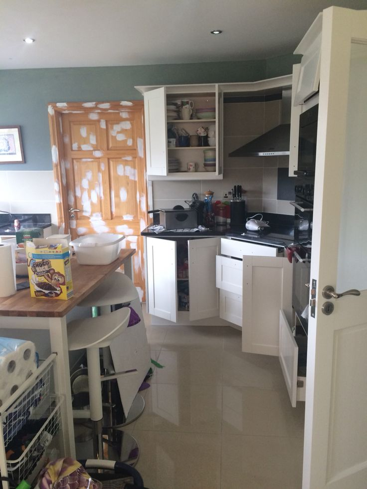 Kitchen midway
