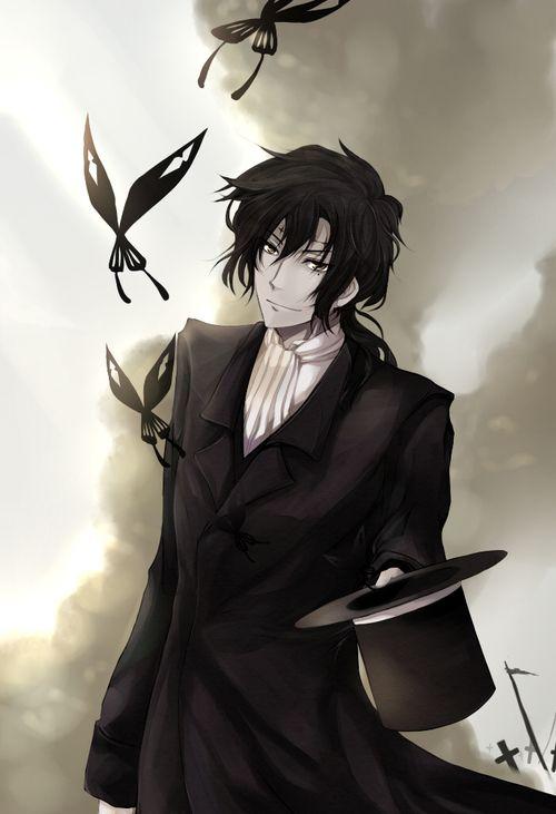D.Gray-man ~~ Man of mystery :: Tyki Mikk
