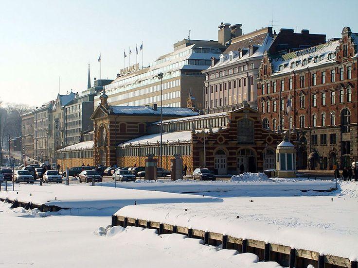 Vanha Kauppahalli / Old Markethall