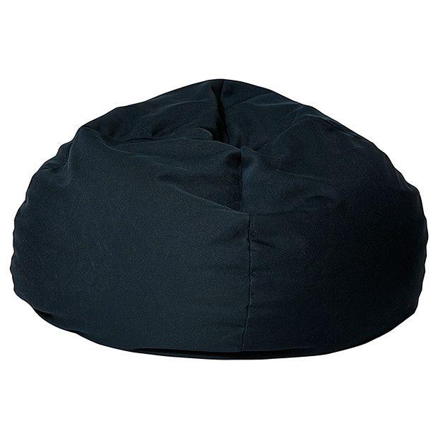 Bean Bag Cover 150lt - Black
