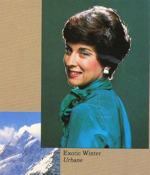 Caygill Three Exotic Winters Exotic Urbane Skin Tone