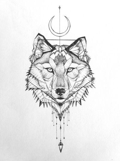Wolf tattoo tumblr arm - photo#50
