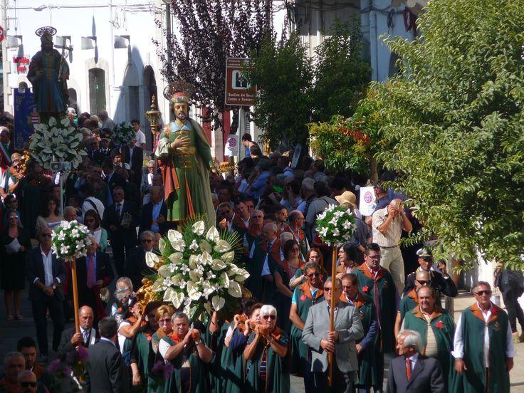 """La processione dei """"forestieri"""" del 27 settembre"""
