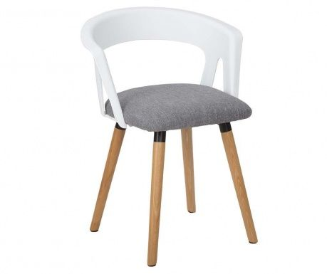 Židle Pacific Grey