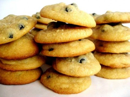 blueberry & cream cookies | ღ Sweet Tooth ღ | Pinterest
