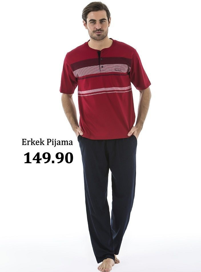 Pierre Cardin 3'lü #ErkekPijama Takımı 5147 http://www.pijama.com.tr/Pierre-Cardin-3-lu-Erkek-Pijama-Takimi-5147_10622.html?utm_content=bufferfad49&utm_medium=social&utm_source=pinterest.com&utm_campaign=buffer  Erkek Pijama Modelleri