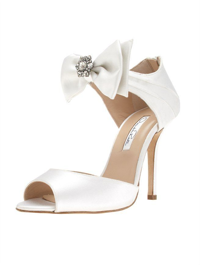 oscar de la renta wedding shoes 260 best images about zapatos para novias on 6314