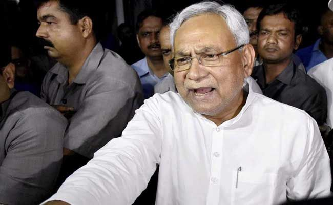 Try To Break The Party Nitish Kumar's Challenge To Sharad Yadav