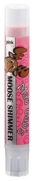 Mad Gabs Moose Pink Naturally Tinted Lip Shimmer - The Lost Moose Company