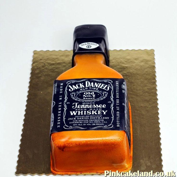 Jack Daniels Cake Jack Daniels Cake Croydon Cake Ideas - Birthday cakes croydon