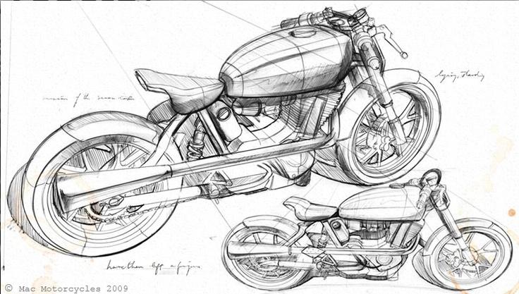 MAC initial sketch