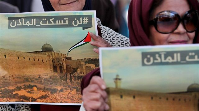 Hristiyan ve Samiri Yahudilerinden Müslümanlara ezan desteği