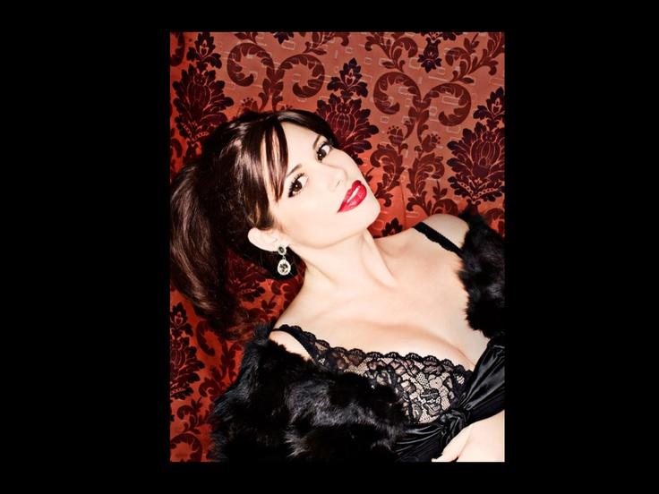 Alessandra Rampolla  Sexologist, Public Figure, Author. Photography by Tony Vera Studio