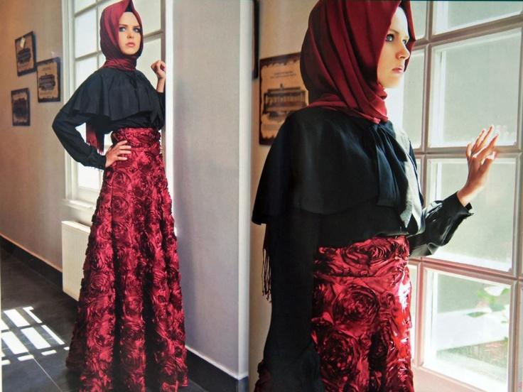 Ala dergi look by Kuaybe Gider