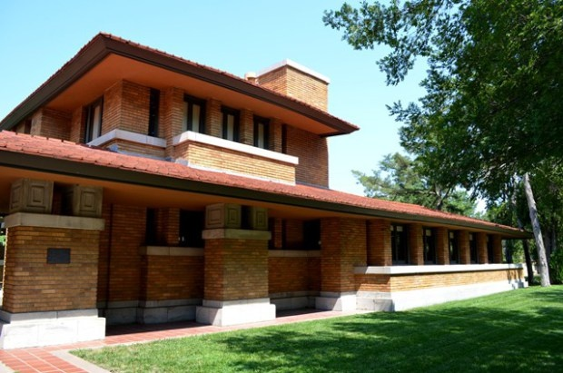17 best images about frank lloyd wright on pinterest parks milwaukee and american system for Designers home gallery wichita