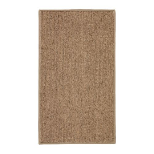 """OSTED Rug, flatwoven - 2 ' 7 """"x7 ' 10 """" - IKEA.  For stair runners and wall-to-wall on upper landing."""