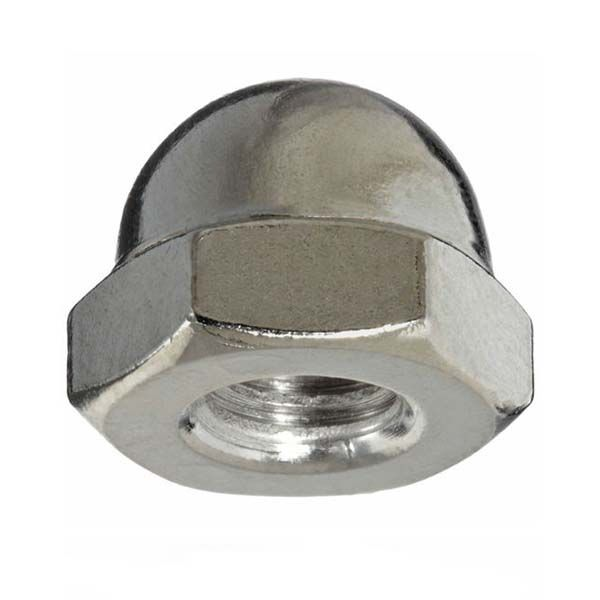 Acorn Nuts Also Known As Cap Nuts Feature A Domed Fastener Head Which Protects Screws And Bolts From Stripping Allowing For Reuse After Maint Screws And Bolts