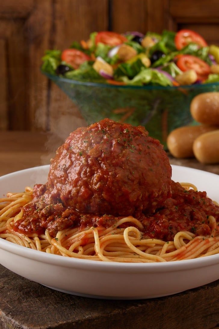 There S An 11 Inch Chicken Parm On Olive Garden S New Menu So Brb