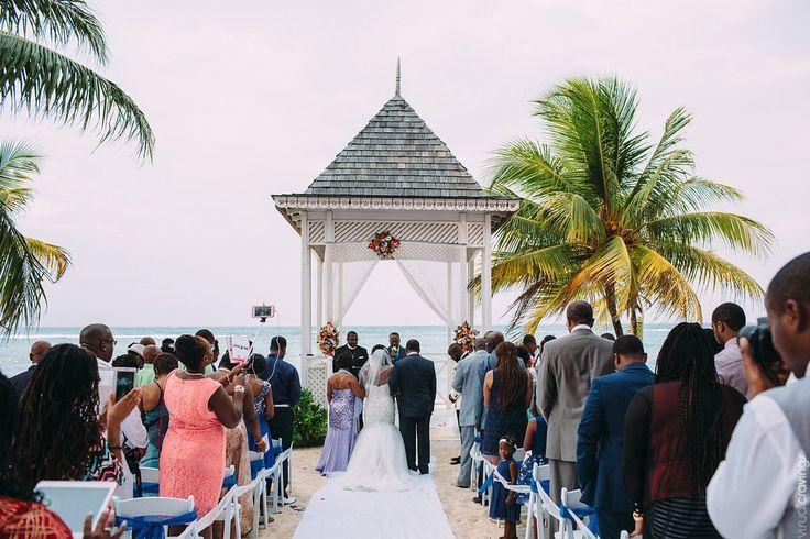 Riu Ocho Rios Gazebo Jamaica http://bit.ly/1FBzCot @riuhoteles #lizmooreweddings
