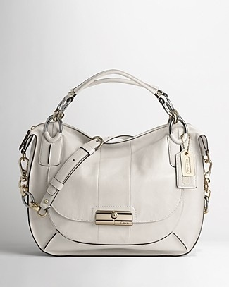 I have always had a huge distaste for COACH, but I am in love with this satchel! Bloomingdales.com - StyleSays