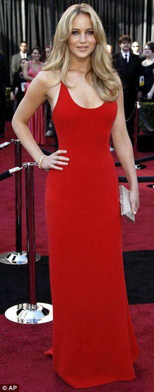 Jennifer Lawrence is HOT!!! Love her