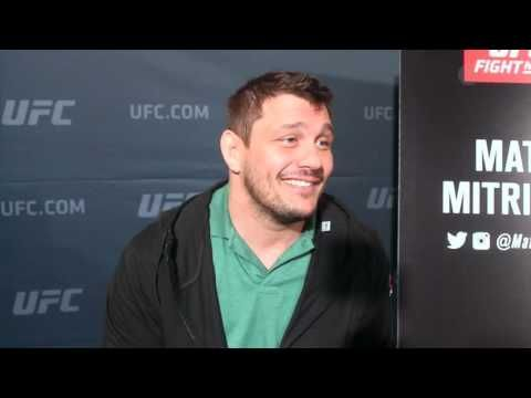 USA TODAY Sports: Matt Mitrione could potentially walk away from MMA after UFC Fight Night 81