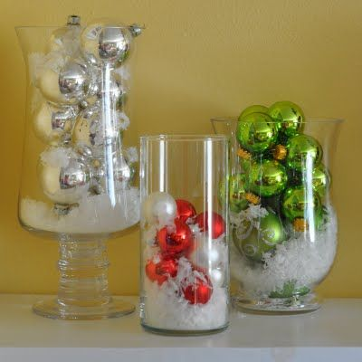 Find This Pin And More On Decorating With Hurricane Vases And Other Glass  Containers By Lala20195.