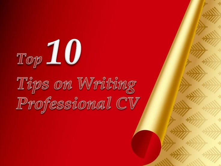 The 25+ best Cv writing service ideas on Pinterest Cv services - top 10 resume writing tips