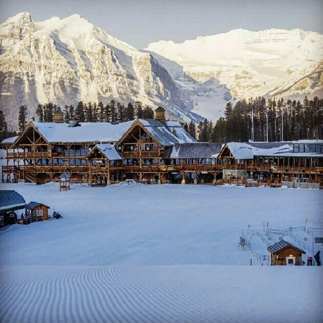 Lake Louise Ski Resort, Banff