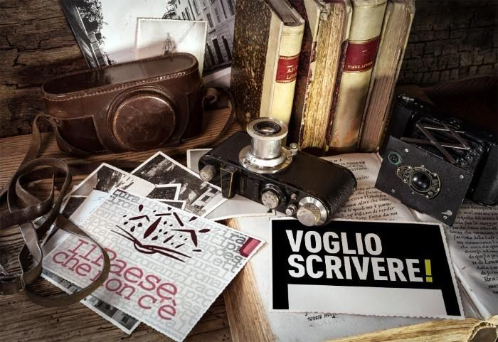 Corso base secondo livello di scrittura creativa @ In disparte - 9-Gennaio https://www.evensi.it/corso-base-secondo-livello-di-scrittura-creativa-in-disparte/195664584