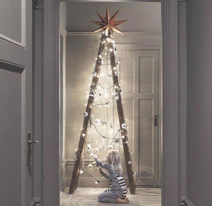 si no quieres comprar un rbol natural te damos algunas ideas de rboles de navidad