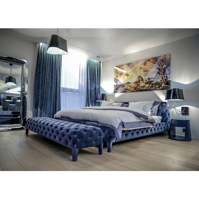 WINDSOR bed Arketipo Firenze