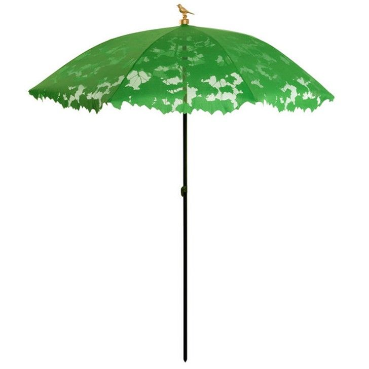 DROOG | Shadylace Parasol in Green - Furniture - 5rooms.com