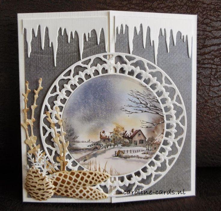 Caroline Cards: #Noor!Design IJspegels