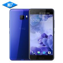 2017 Новый оригинальный HTC U Ultra мобильный телефон 5.7 «Qualcomm Snapdragon 821 Android 4 ГБ Оперативная память 64 ГБ Встроенная память NFC 3000 мАч Фронтальная камера 16.0MP