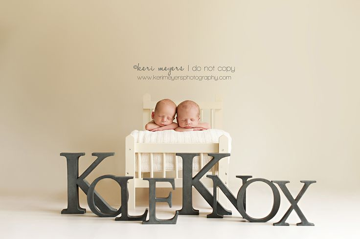 Twin Birth Announcements Boy NamesBaby