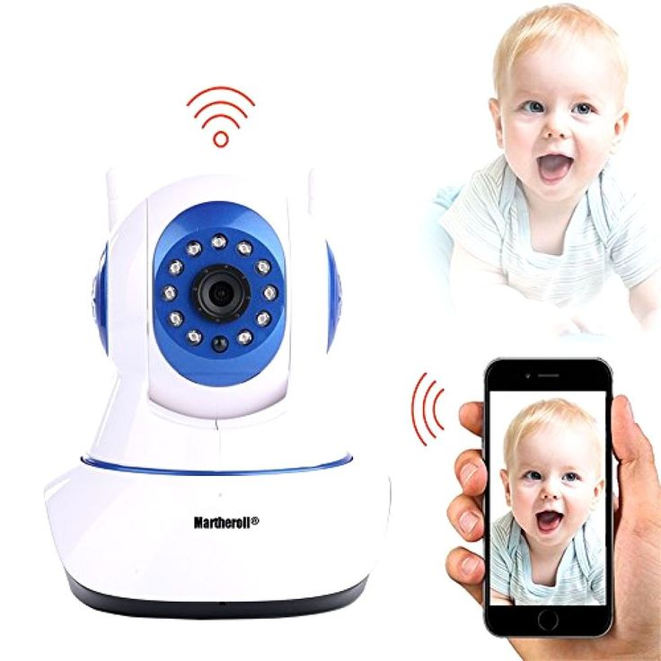 Martheroll Video Baby Monitor Wireless Home Security IP Camera HD 720P Camera #Martheroll
