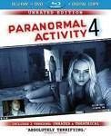 NEW - Paranormal Activity 4: Unrated Edition/Rated Version